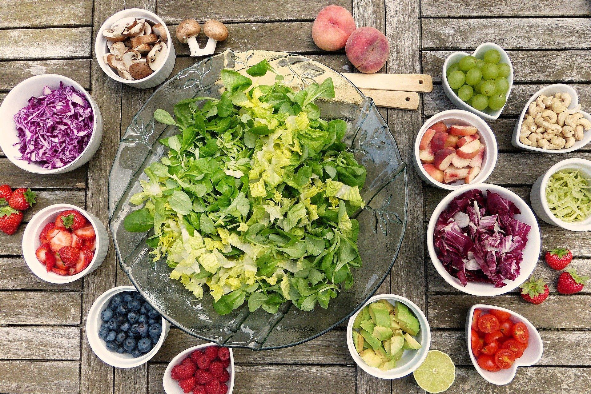 Pudełkowa dieta wegetariańska- dlaczego warto?